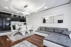 Apartmán Kiraly 44 Luxury Apartment Budapešť Maďarsko
