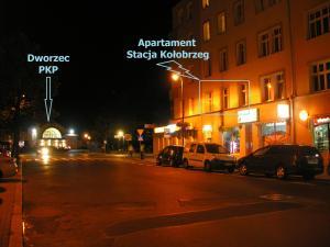Apartament Stacja Kołobrzeg