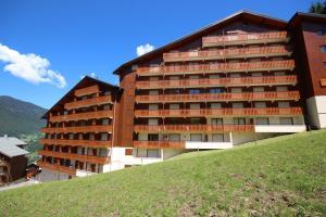 APPARTEMENT AVEC JOLI BALCON -SAINT JEAN D'AULPS STATION - 8 PERSONNES - GRAND CERF 57/58 - Hotel - Saint-Jean-d'Aulps