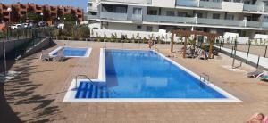 Apartment La Tejita Beach Tenerife Новый Апартамент на юге Тенерифы