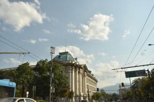 Tiny Shelter near Sofia University