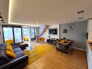 Duplex apartment Morsztynowska