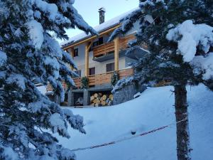 Location gîte, chambres d'hotes Chalet Eterlou dans le département Savoie 73