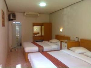 จันทิมารีสอร์ทChanthimaresort, Hotel  Prachuap Khiri Khan - big - 4