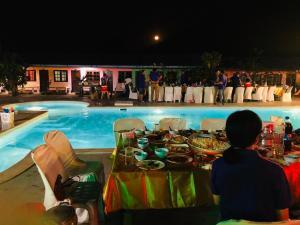 จันทิมารีสอร์ทChanthimaresort, Hotel  Prachuap Khiri Khan - big - 29