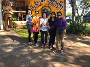 จันทิมารีสอร์ทChanthimaresort, Hotel  Prachuap Khiri Khan - big - 17