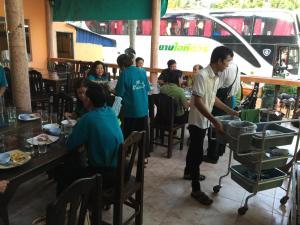 จันทิมารีสอร์ทChanthimaresort, Hotel  Prachuap Khiri Khan - big - 32