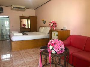 จันทิมารีสอร์ทChanthimaresort, Hotel  Prachuap Khiri Khan - big - 13