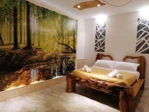 Villa Sofia-La camera nella Riserva - AbcAlberghi.com