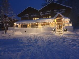 Hotel Alpenhof - Oberwald