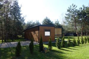 Domek nad Wartą Park krajobrazowy
