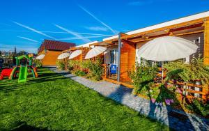 SunriseSarbinowo domki i apartamenty