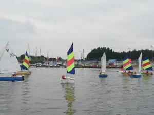 Willa nad Jeziorskiem Port Ostrów Warcki