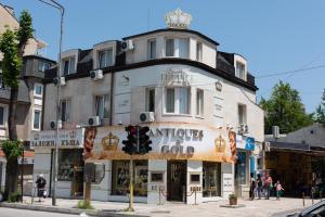 ANTIQUES & GOLD Boutique Hotel