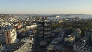 Radisson Blu Scandinavia Hotel, Oslo, Осло