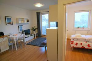 Apartament Fenikowskiego przy Aquaparku Reda