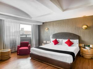 Отель Hotel Andrade, Мехико