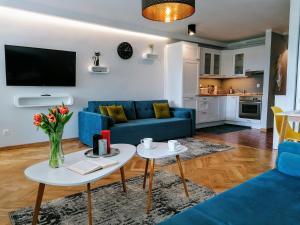 Apartament widokowy z tarasem Bukowa Wisła