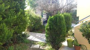 Christinas garden Achaia Greece