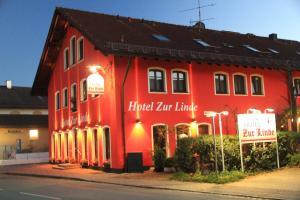 Hotel Hotel Zur Linde Hohenlinden Německo