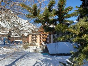 ARC 1950 - APPT 2 CHAMBRES/ 1 COIN NUIT LUXUEUX- SKI AUX PIEDS - Hotel - Arc 1950