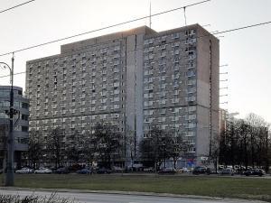 Apartment Saski Garden Marszalkowska street