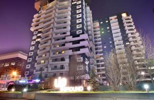3 hviezdičkový apartmán Upground Residence Apartments Bukurešť Rumunsko