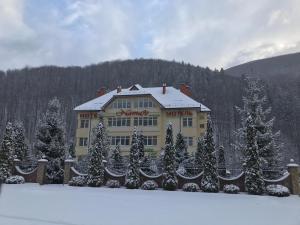 Мотель Натали, Поляна