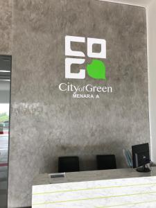 SANITISE OMNI HOME 'CITY of GREEN'
