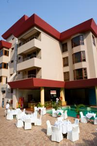 Chances Resort & Casino, Resort  Panaji - big - 30