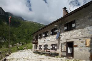 Accommodation in Breguzzo