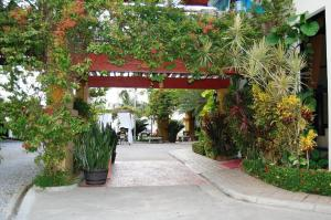 Hotel Villa del Sol, Отели  Пуэрто-Кортес - big - 16