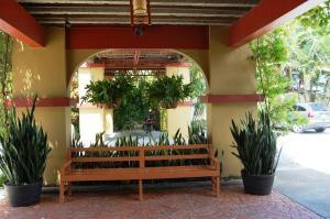 Hotel Villa del Sol, Отели  Пуэрто-Кортес - big - 22