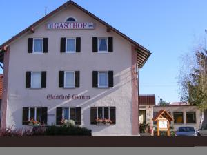 Hotel Gasthof Gaum - Birkenhard