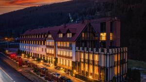 Hotel Gronie Ski & Bike Szczyrk Polsko