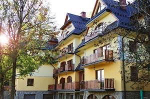 Apartament Krzesany