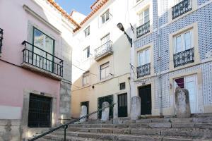 Bairrus Lisbon Apartments - Rossio, Apartmány  Lisabon - big - 34