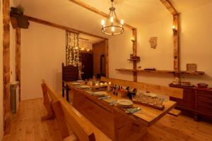 Accommodation in Kupjak
