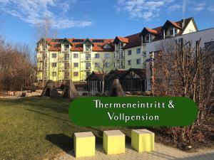 4 hvězdičkový hotel Hotel Xylophon inklusive Thermeneintritt Lutzmannsburg Rakousko