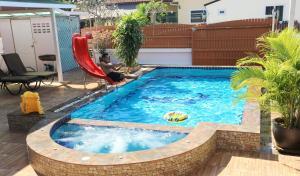 Tropical Hill Pool Villa, Dovolenkové domy  Hua Hin - big - 4