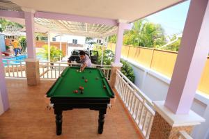 Tropical Hill Pool Villa, Dovolenkové domy  Hua Hin - big - 7