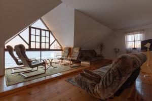 Accommodation in Ogonki