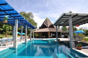 Samui Honey Tara Villa Residence, Rezorty  Choeng Mon Beach - big - 56
