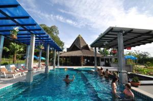 Samui Honey Tara Villa Residence, Rezorty  Choeng Mon Beach - big - 53