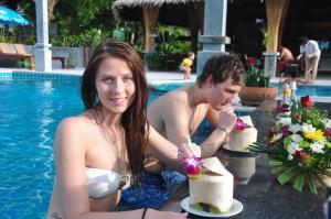 Samui Honey Tara Villa Residence, Rezorty  Choeng Mon Beach - big - 51