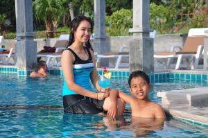 Samui Honey Tara Villa Residence, Rezorty  Choeng Mon Beach - big - 50
