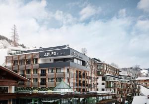 Adler Resort - Accommodation - Saalbach Hinterglemm