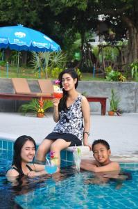 Samui Honey Tara Villa Residence, Rezorty  Choeng Mon Beach - big - 64
