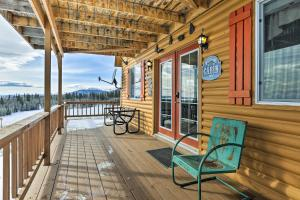Cozy Jefferson Cabin with Picturesque Mtn Views! - Hotel - Jefferson