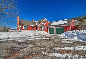 Mountain House Retreat Close to Skiing & Lakes! - Hotel - Freedom